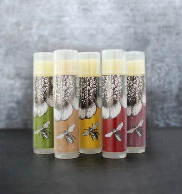 Made from Honey Chapstick lip rescue lip balm