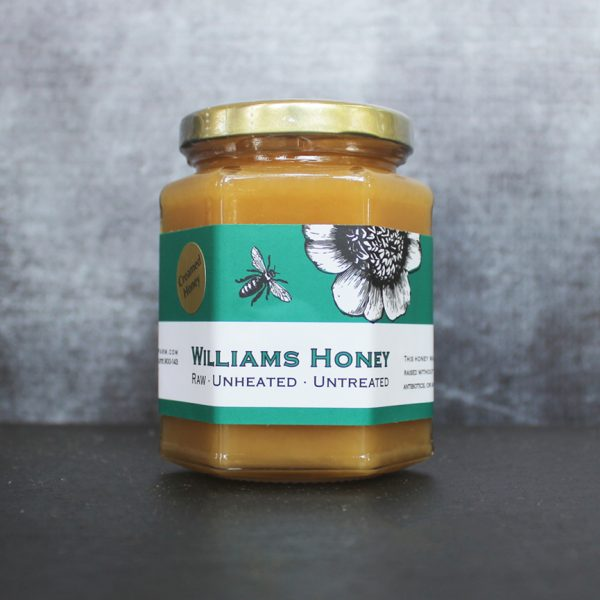 Creamed Raw Honey Products