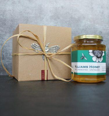 Single Gift Box Of Raw Honey