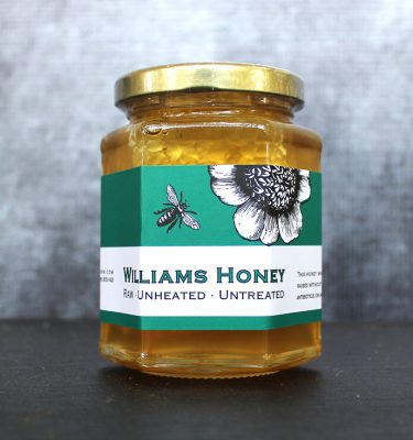 Raw Honey Comb Jarred Products