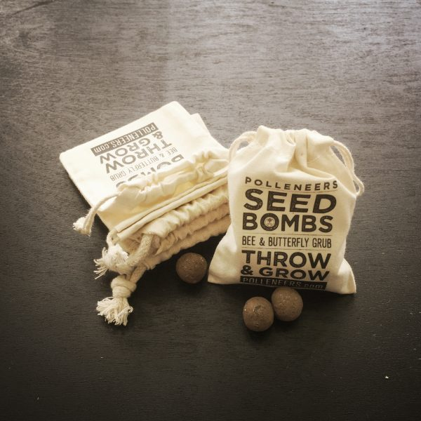 seed bombs guerrilla gardening